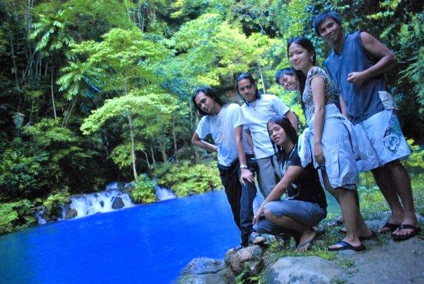 Osmena Peak Kawasan trail trek Cebu