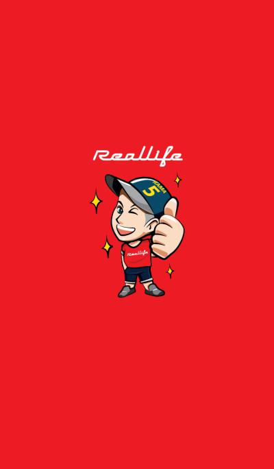 RealLife: My life of Man wearing hat