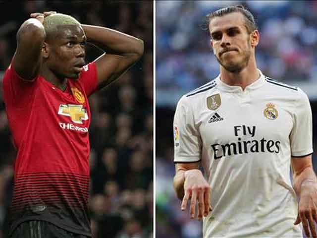 Tin chuyển nhượng MU 3/7: Real muốn hạ giá mua Pogba bằng Bale