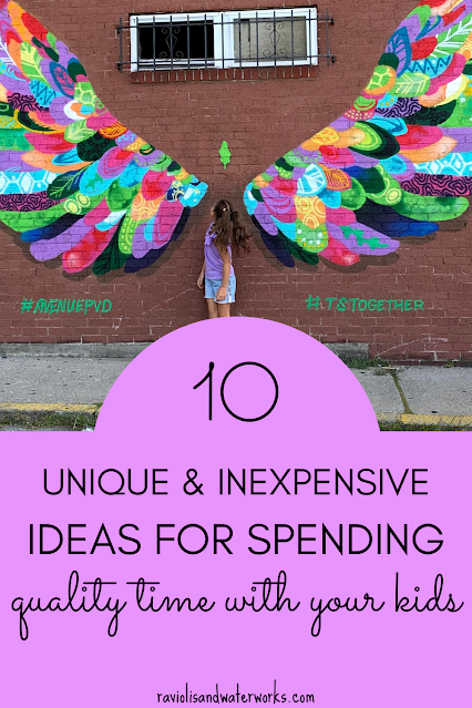 how to spend quality time with your kids on a budget