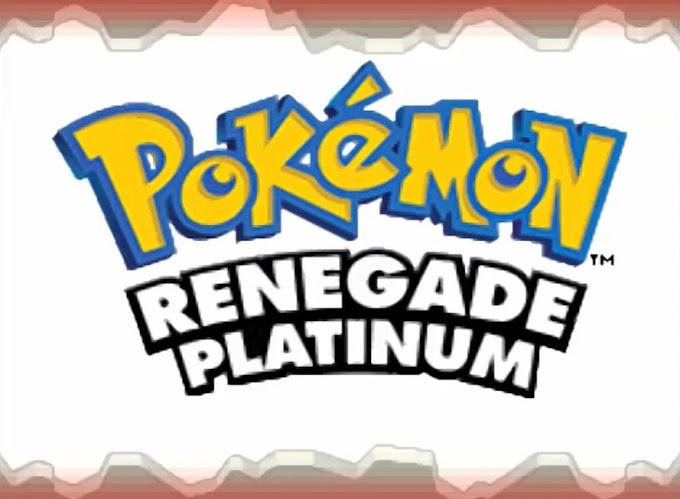 Pokémon Renegade Platinum (NDS)