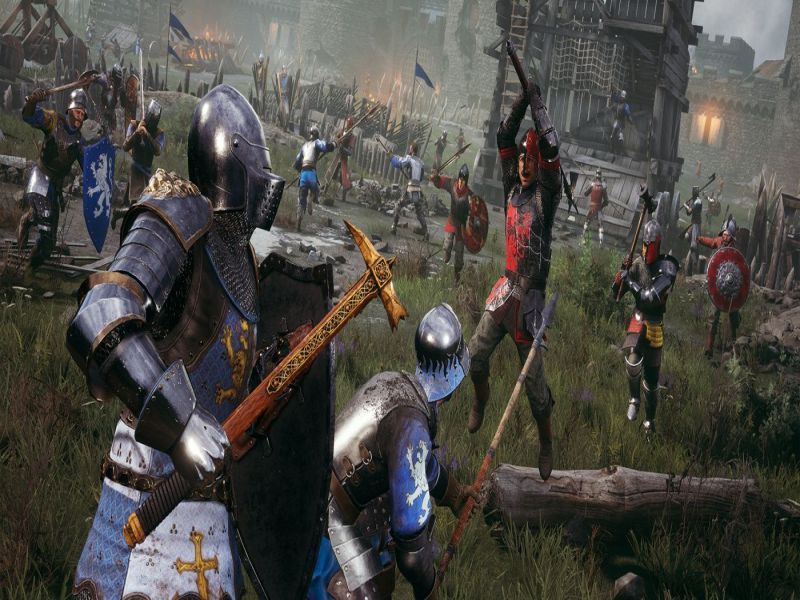 Download Chivalry 2 Free Full Game For PC