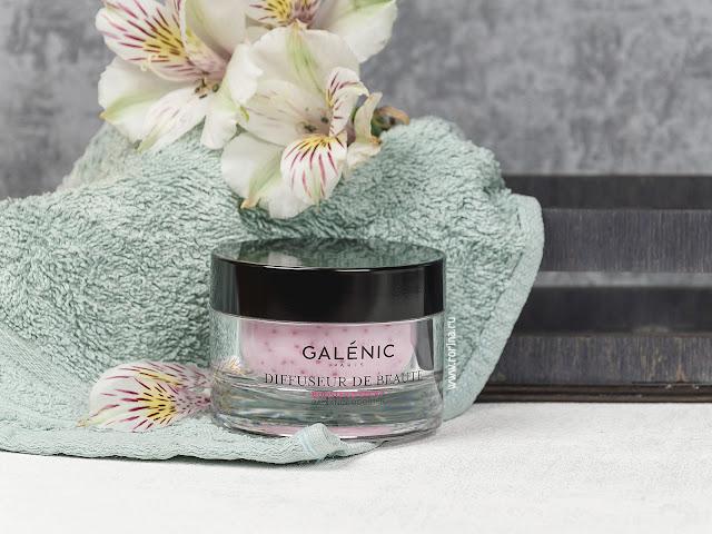 Galenic Гель-крем для сияния кожи Diffuseur De Beaute: отзывы с фото