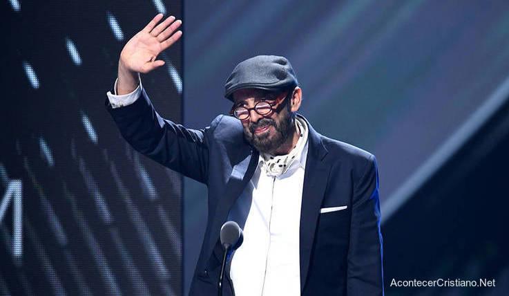 Juan Luis Guerra gana dos Grammy