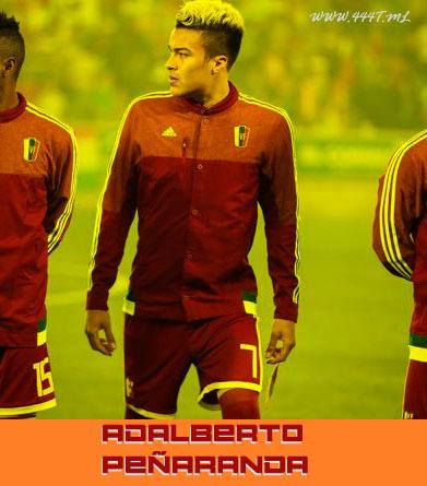 لاعب منتخب فنزويلا اللاعب ادلبيرتو بينياراندا لاعب واتفورد الإنجليزي Adalberto Peñaranda 2020