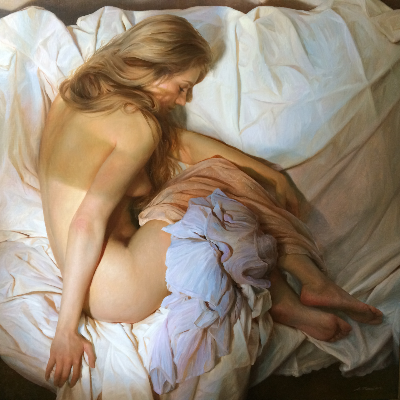 Serge Marshennikov, 1971 - Sleeping beauty