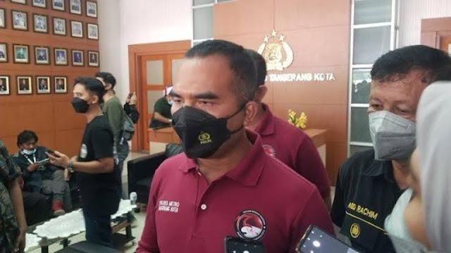 Polisi: Coki Pardede Itu Korban