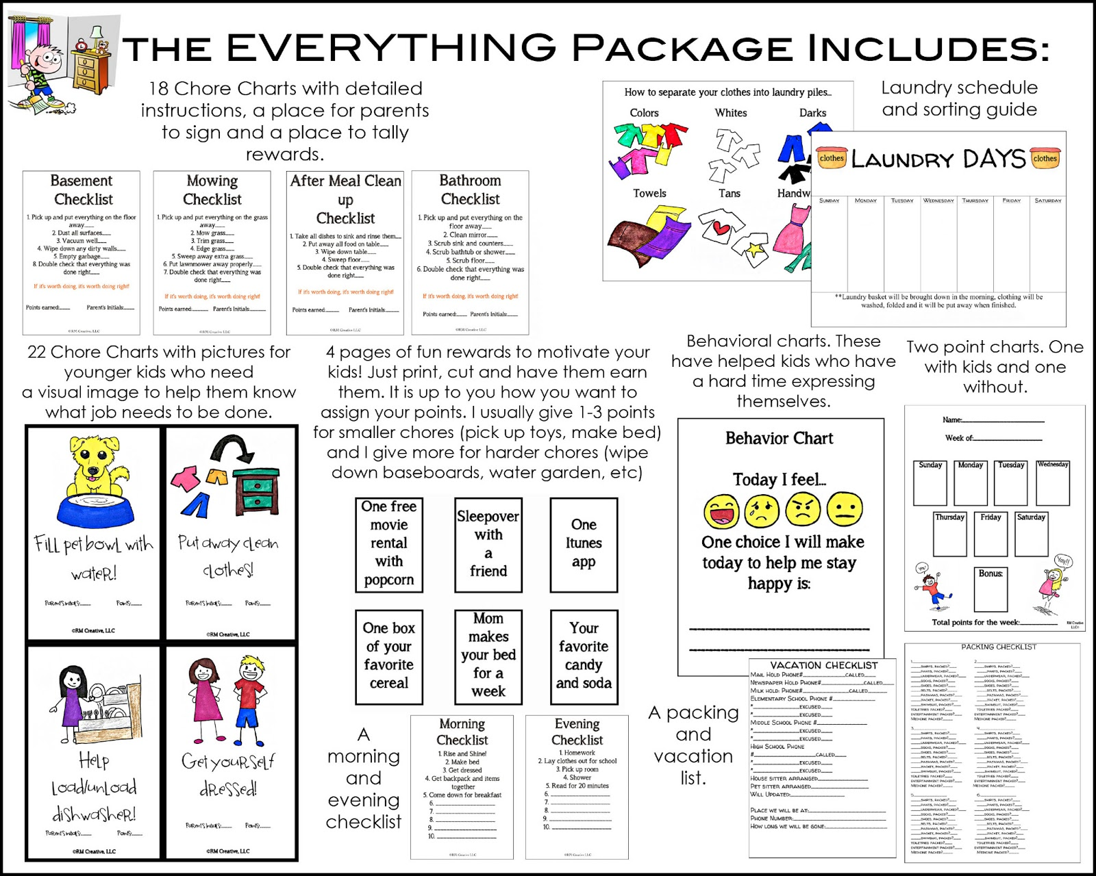 The Everything Package Up To 65 Savings When Purchased In A Bundle
