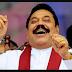 இலங்கையின் அடுத்த பிரதமர் மகிந்த ராசபக்ச!