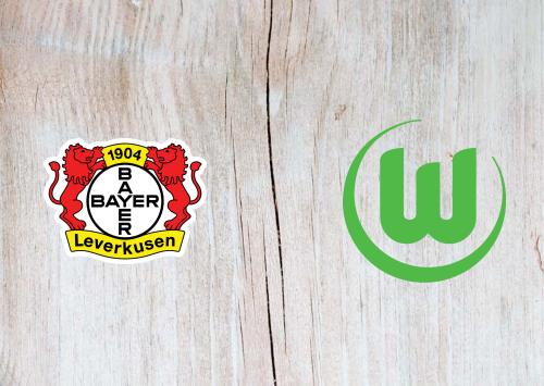 Bayer Leverkusen vs Wolfsburg -Highlights 23 January 2021