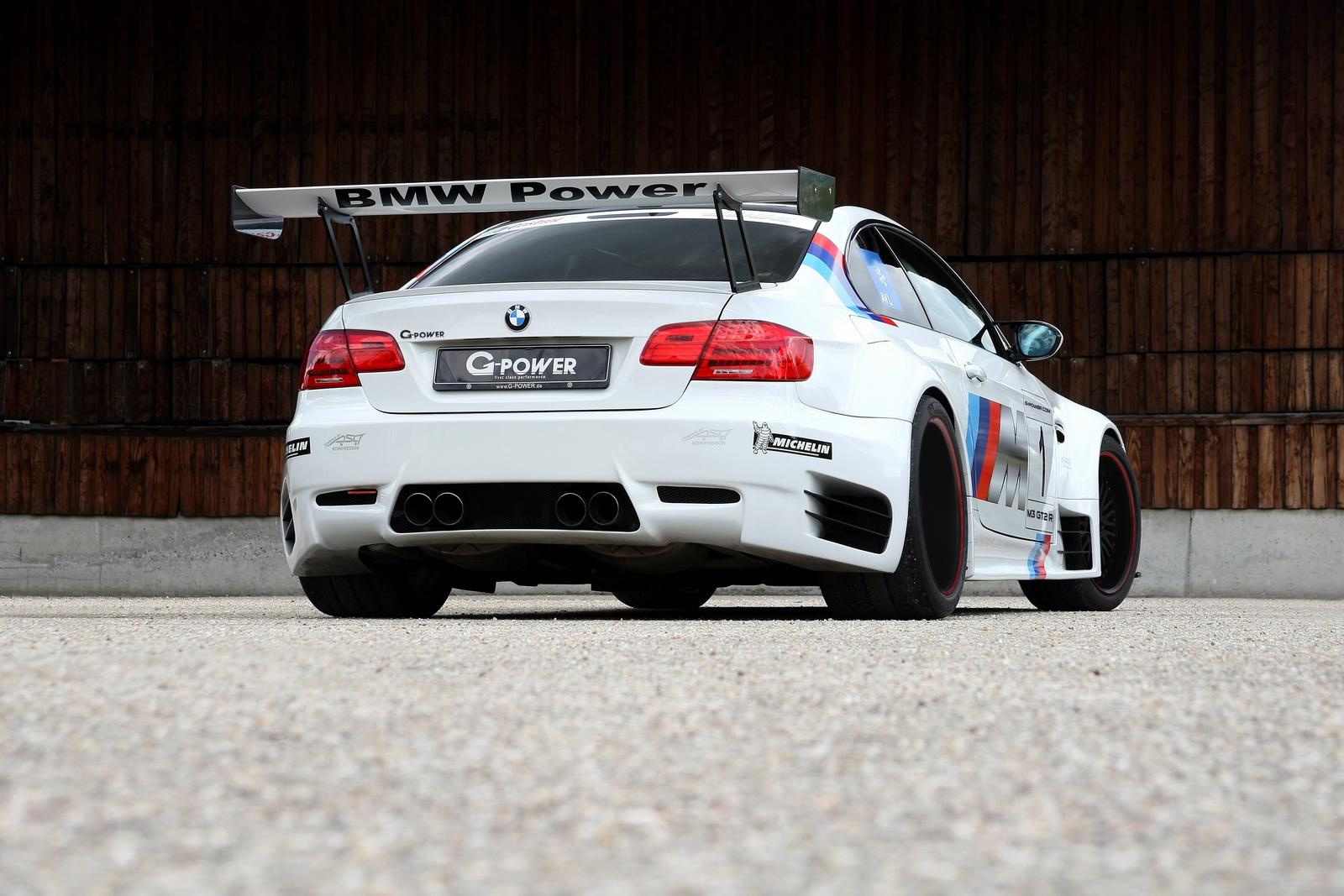 Sport Series bmw m3 hp G-POWER M3 GT2 R