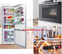 Bosch #IoNonSpreco Challenge : gratis in regalo erbe aromatiche e vinci forno, frullatore o frigo