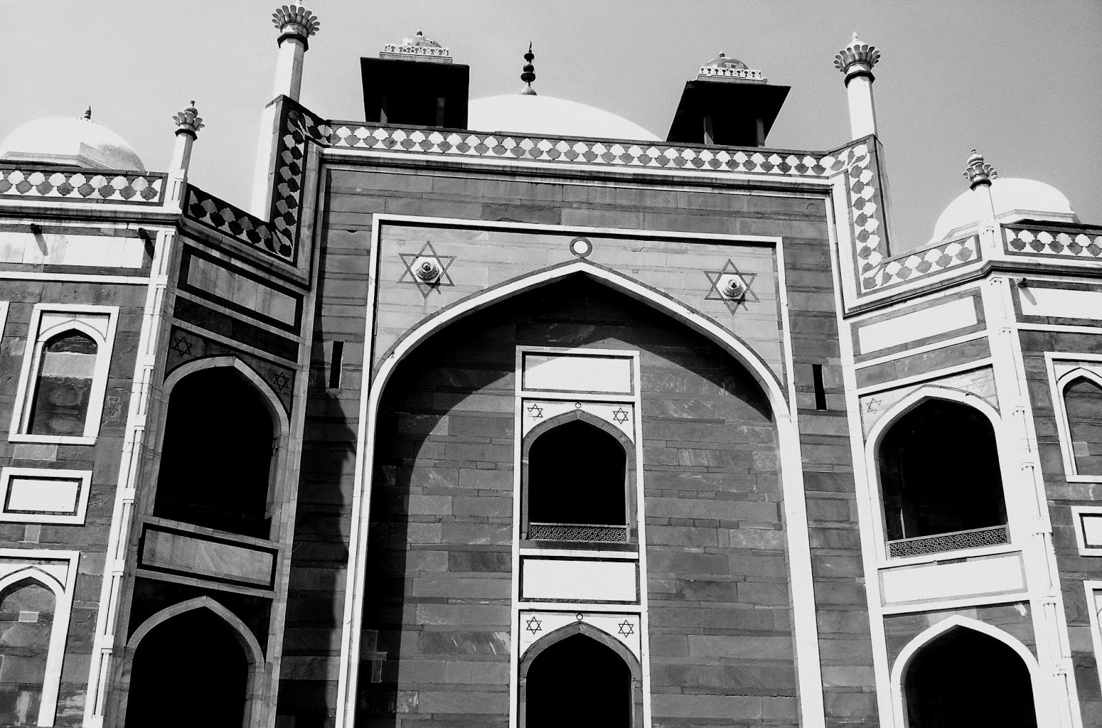 Motley Delhi Dormitory Of The Mughals The Humayun S Tomb