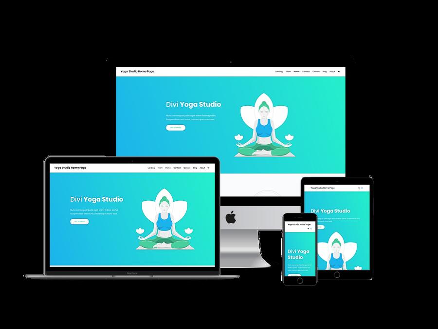 Contoh Template Website Company Profil 6