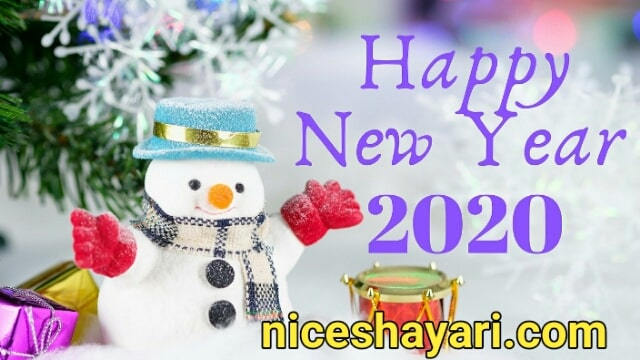 Happy New Year 2020 Wishes Quotes Images Sms In Hindi Shayari