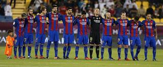 نتيجه مشاهدة مباراة برشلونة وفالنسيا  السبت (25-05-2019) انتهت بفوز فالنسيا 2 - 1