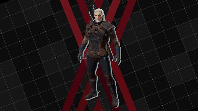 DAEMON X MACHINA (Switch) ganha DLC inspirado em The Witcher 3: Wild Hunt
