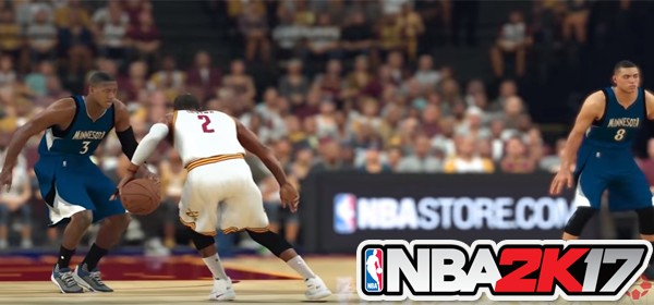 NBA 2K17 PC Full Game - Screenshot 1