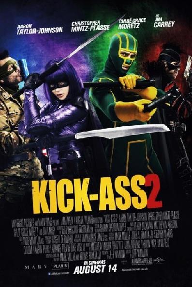 KICK ASS 2 - CON UN PAR 2013 ONLINE FREEZONE-PELISONLINE