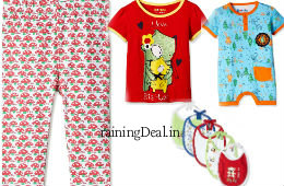 Donuts Kids Clothings Starts from Rs 74 Only at Amazon rainingdeal