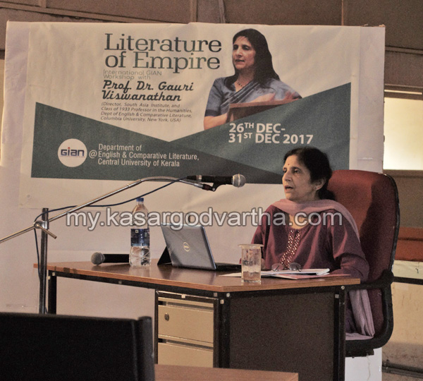 Kerala, News, Kasargod, Central university workshop conducted.