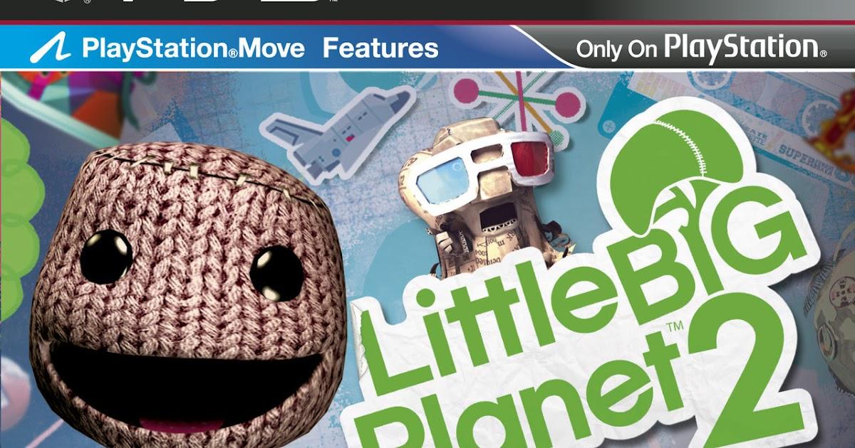 تحميل لعبة little big planet