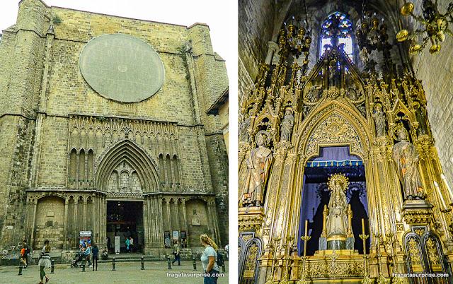 Igreja de Santa Maria del Pi, Barcelona