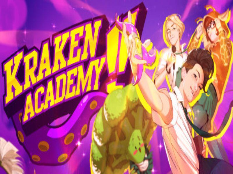 Download Kraken Academy!! Game PC Free