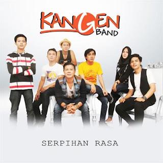 Lirik Lagu Serpihan Rasa - Kangen Band