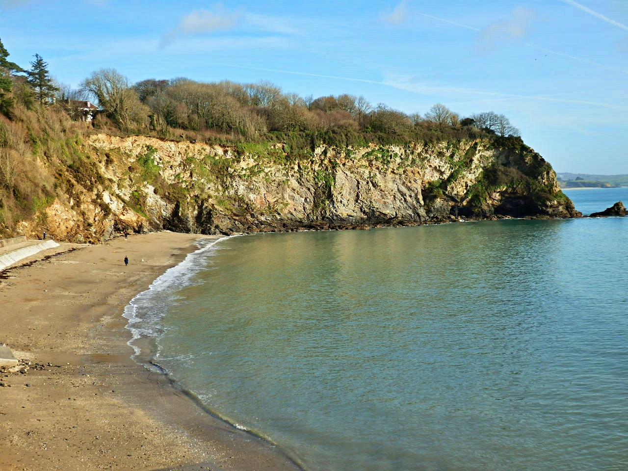 Mike's Cornwall: Walking From Porthpean Beach to Duporth ...