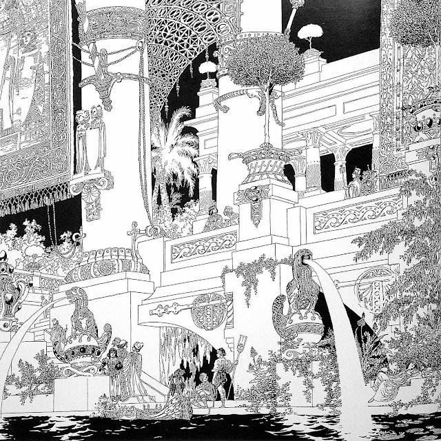 Joseph Urban fantasy architecture