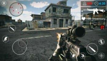 تحميل لعبة modern combat 5 اوف لاين للاندرويد