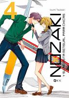 Nozaki y su revista mensual para chicas #4 - ECC Ediciones