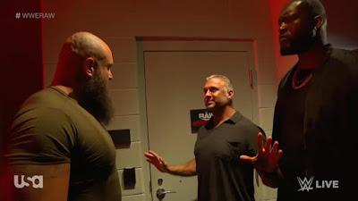 Jordan Omogbehin vs Braun Strowman