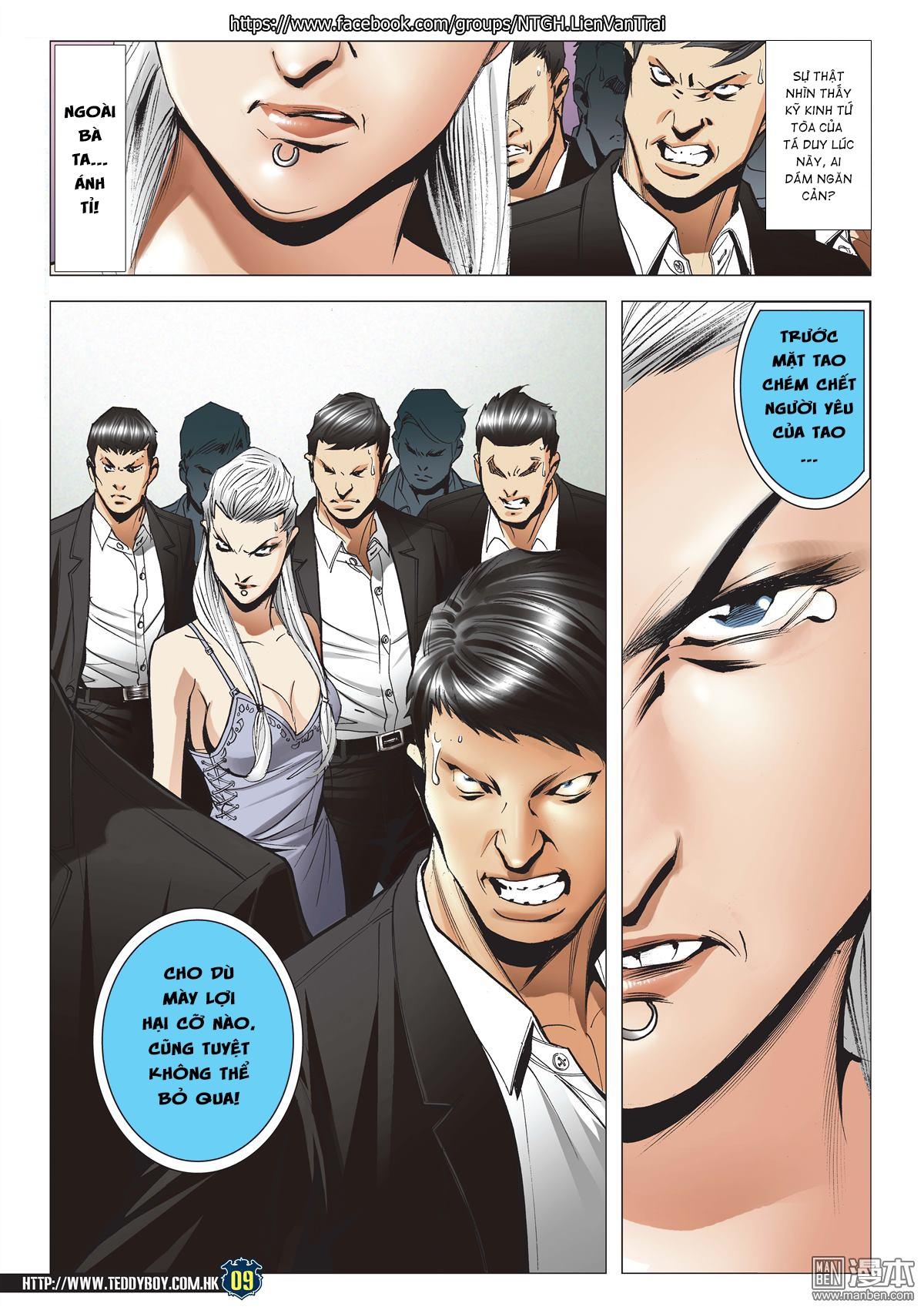 Người Trong Giang Hồ RAW chap 2072 - Trang 8
