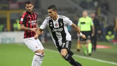مشاهدة مباراة يوفنتوس وميلان بث مباشر اليوم 10-11-2019 في الدوري الايطالي