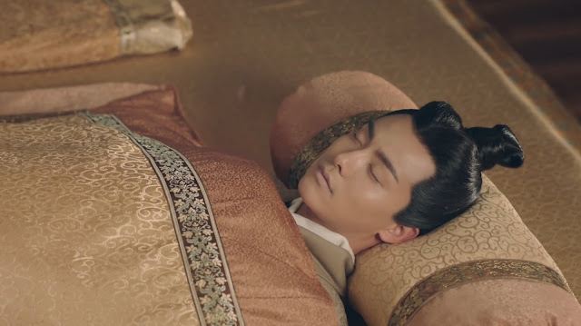 First Episode Recap Secret of the Three Kingdoms Ma Tianyu