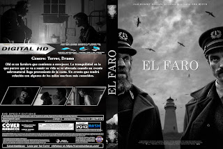 CARATULA EL FARO - THE LIGHTHOUSE [COVER DVD]