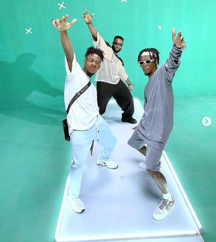 "[Video] DJ Neptune, Laycon & Joeboy – ""Nobody (Icons Remix)"" #Arewapublisize"