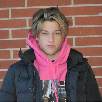 Jon Bon Jovi's son, Jacob Hurley Bongiovi