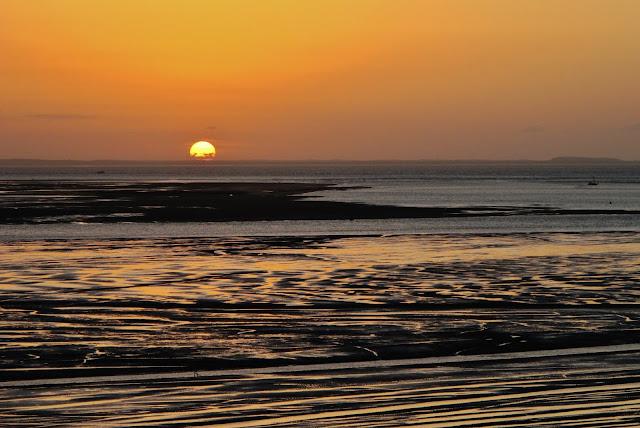 Pôr do Sol em São Luis, na Rota das Emoções