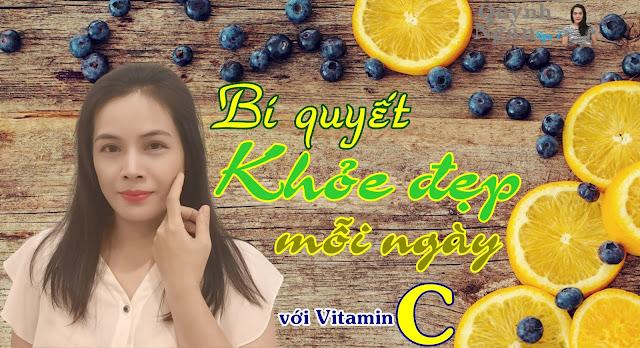 Bí quyết KHỎE - ĐẸP mỗi ngày từ Vitamin C - Quỳnh Ngân Spa 7