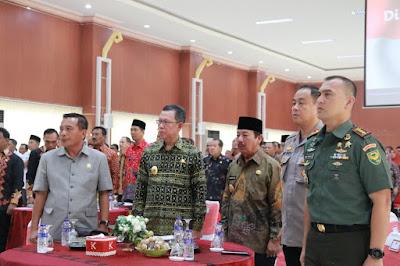 Sekda Provinsi Lampung : Musrenbang Kota Bandar Lampung tahun 2021 Harus Mampu Mensejahterakan Masyarakat