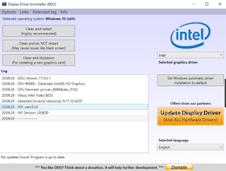 Display Driver Uninstaller 18.0.0.3 Multilingual
