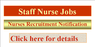Staff Nurse Recruitment - GOVERNMENT OF ANDHRA PRADESH