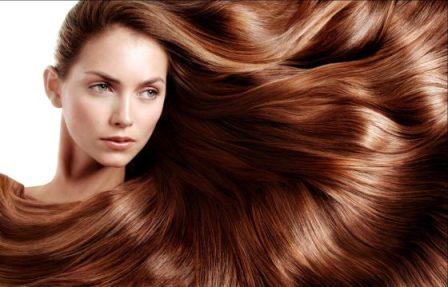 perawatan kulit bersinar dan rambut berkilau