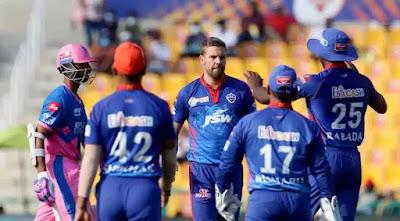 Cricket Highlights – DC vs RR 36th Match IPL 2021