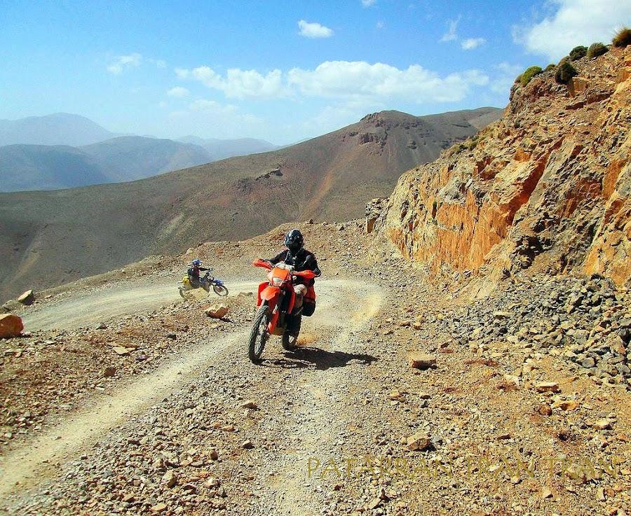 DRZ400: Trail Forever. El Atlas Marroquí (I)