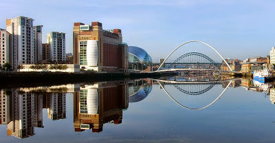 Quayside - Reflections