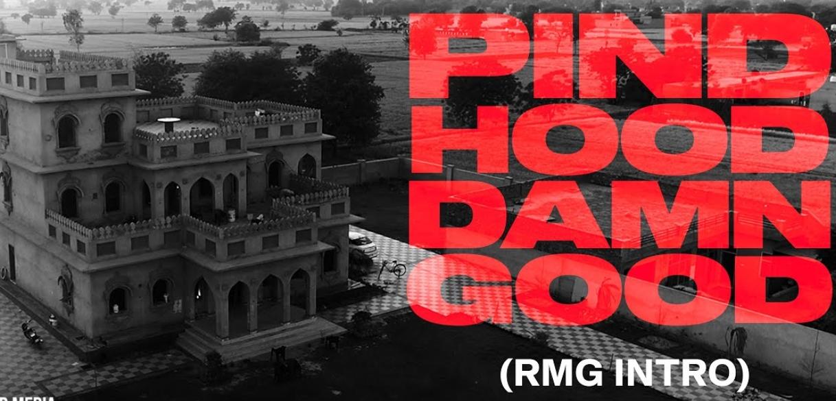 PIND HOOD DAMN GOOD (MALWA BLOCK INTRO) Lyrics - Sidhu Moose Wala